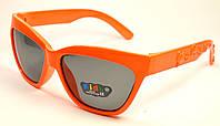 Очки солнцезащитные детские (1418 оранж), фото 1