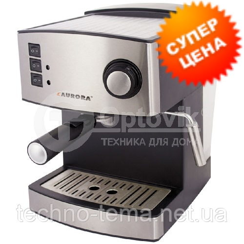 Кофеварка-эспрессо AURORA  AU 414