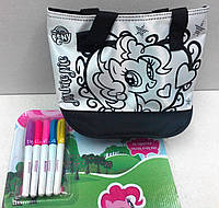 Набор для творчества: Раскрась свою сумочку My Little Pony, фото 1
