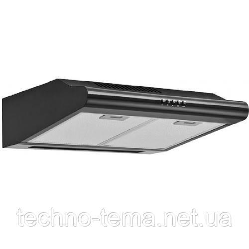 Вытяжка кухонная плоская PYRAMIDA Basic Uno 50 Bl