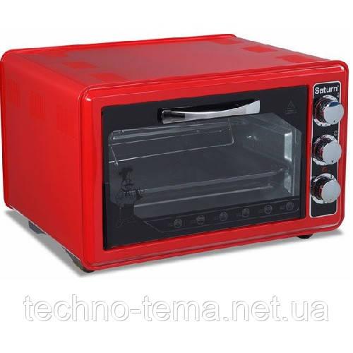 Мини-духовка SATURN ST-EC 1075 Red