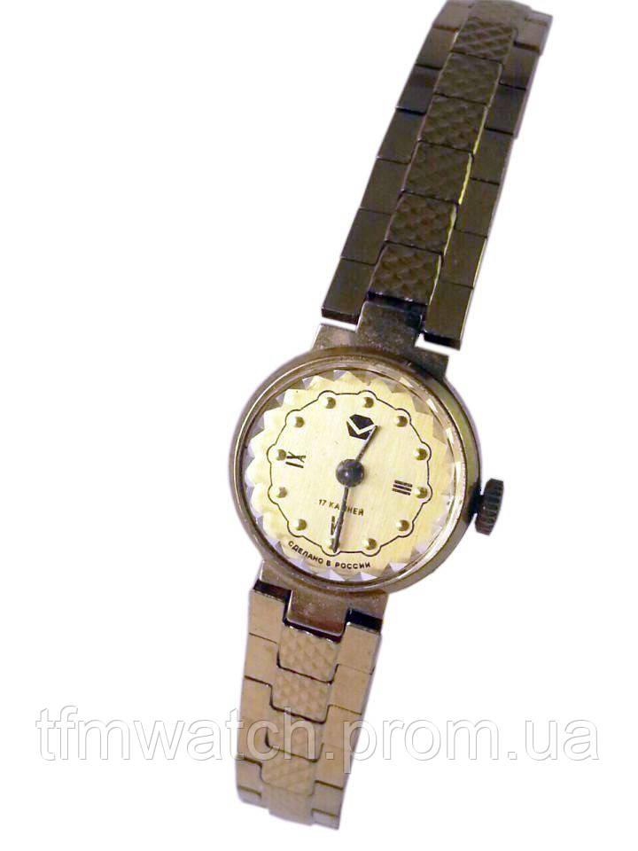Женские механические часы Чайка Россия