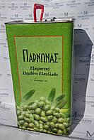 Греческое оливковое масло 5 л