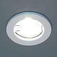 Встраиваемый светильник Feron DL10 G5.3 МR-16 белый