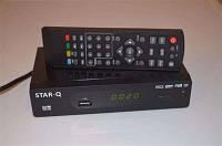 Тюнер цифрового T2 Star-Q 168