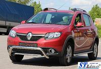 Передняя защита для Honda CR-V 2012+ ST Line