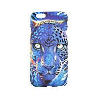 Люминесцентный чехол Animal Case iPhone 6 Plus Panther