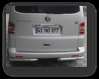 Задняя защита для Mercedes Vito 96-03 ST Line