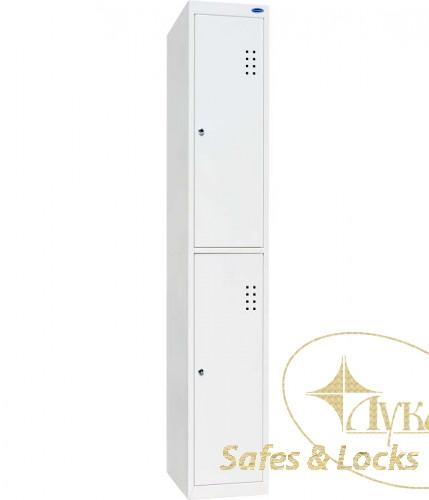 Шкаф одежный для раздевалки ШО-400/1-2