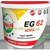 Ансерглоб EG-62 кварц-грунт акриловый* Ведро 5л.