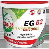 Ансерглоб EG-62 кварц-грунт силиконовый* Ведро 10л.
