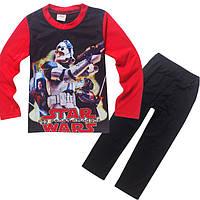 Детский костюм Star Wars красный