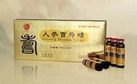 Экстракт эликсир Горца многоцветкового с женьшенем 10х10мл