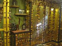 Креативные деревянные изделия, интерьер издерева