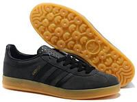 Кроссовки  Adidas Gazelle Indoor grey р.41 - 44