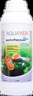 Кондиционер для воды AQUAYER АнтиТоксин Vita, 1 л, на 8000л