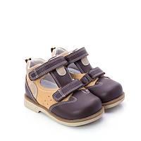 Детские ортопедические туфли Сурсил Орто 11-08-1, (Украина)