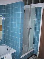 Двери в душ кабину из закаленного стекла