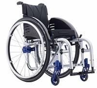 Активная инвалидная коляска KUSCHALL COMPACT, (Швейцария)