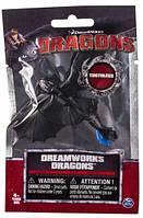 Коллекционная фигурка Spin Master Dragons Как приручить дракона. Беззубик с синим хвостом (SM66562-4)