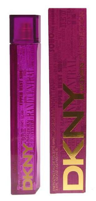 Женская туалетная вода Donna Karan DKNY Women Energizing Limited Edition (реплика)