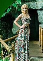 Костюм женский  Батиста   с юбкой, фото 1