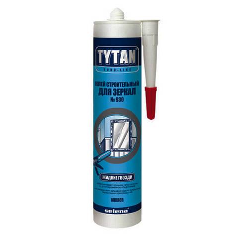 Клей для дзеркал Tytan №930 0,38 кг, фото 2