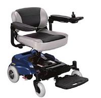 Инвалидная коляска с электроприводом комнатная, Rio Chair, OSD (Италия)
