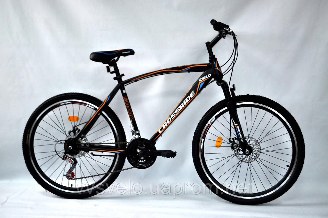 "Велосипед Crossride SPARK CR 1.0 26"""