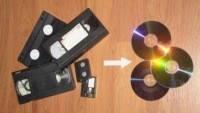Оцифровка видеокассет формата VHS, VHS-C