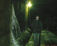 Гидроизоляция, герметизация напорных и фонтанирующих течей