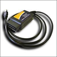Универсальный автомобильный OBDII сканер ELM327 MP9213