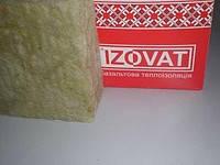 Минеральная вата Izovat 30 кг/м3 50 мм (6 м2/упак)
