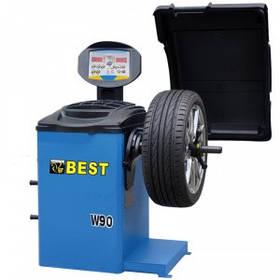 Балансировочный станок автомат (вес колеса 75кг) Best W90
