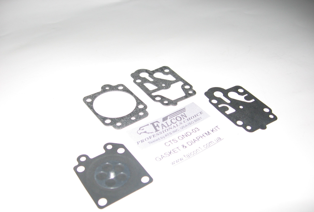 Набор мембран карбюратора для мотокосы Husqvarna 236R, Zama