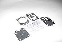 Набір мембран карбюратора для мотокоси Husqvarna 236R, Zama