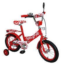 Велосипед для дівчинки Україна