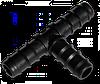 Тройник зубчатый 16х16 мм для ПЭ трубки 16 мм