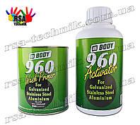 Body 960 1л+1л активатор,Кислотный грунт