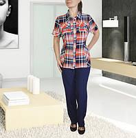Классические женские брюки  50-60