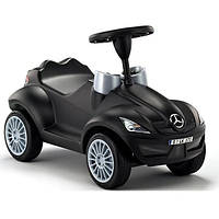 Машинка каталка BIG Bobby Car Mercedes Benz SLK (Серый)