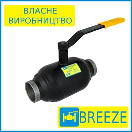 Кран 11с37п Ду15-150 (с ручкой) вода, газ, нефтепродукты