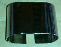 Кольцо для салфеток овал зеркальная полировка