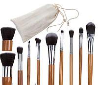 Кисти для макияжа 10 штук ECOtools, фото 1