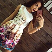 Молодежное платье беби-долл (арт. 1391459587)