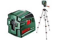 Лазерный нивелир Bosch PCL 10 SET BPS