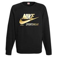 Свитшот Nike Gold (Найк Голд)