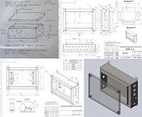 Разработка проекта изделий по техническому описанию или эскизу заказчика
