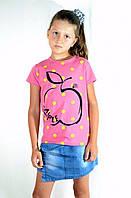 Детская футболка с ярким принтом