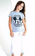 Яркая футболка для девочек